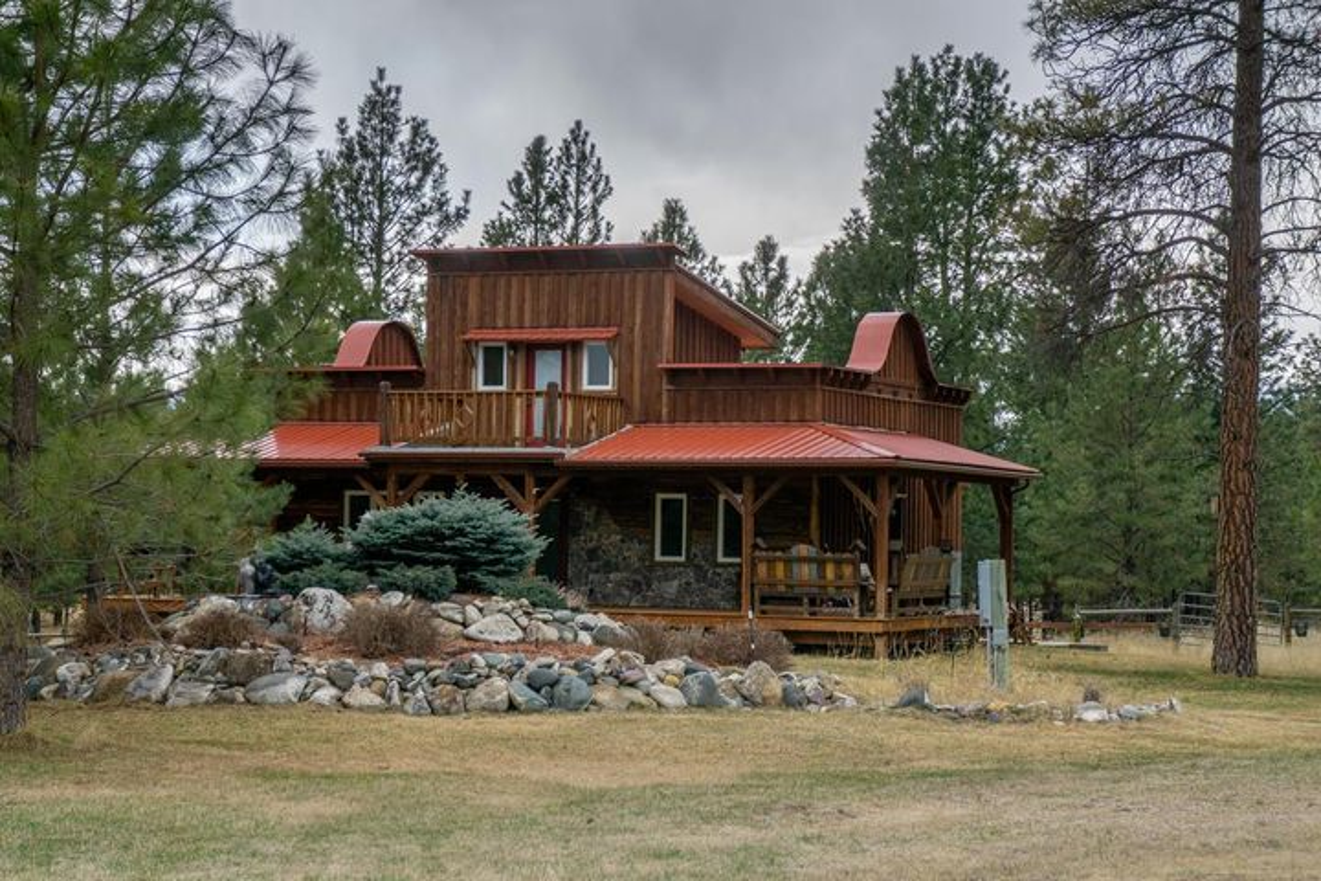 244 Elk Meadows Drive, Eureka, MT 59917