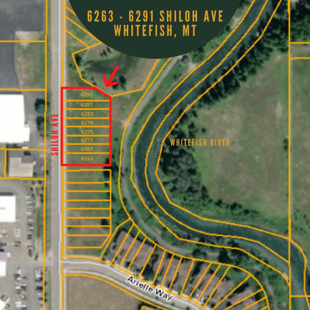 6263-6291 Shiloh Avenue, Whitefish, MT 59937