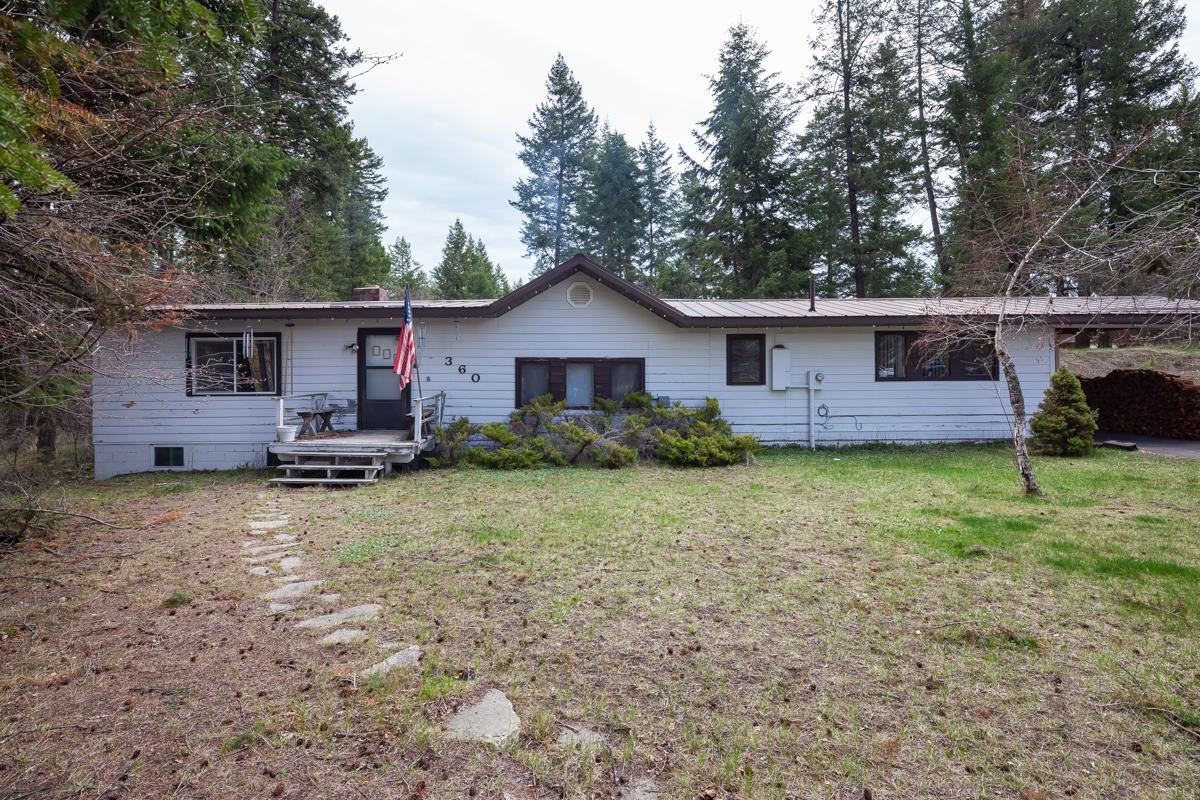 360 Stoner Creek Road, Lakeside, MT 59922