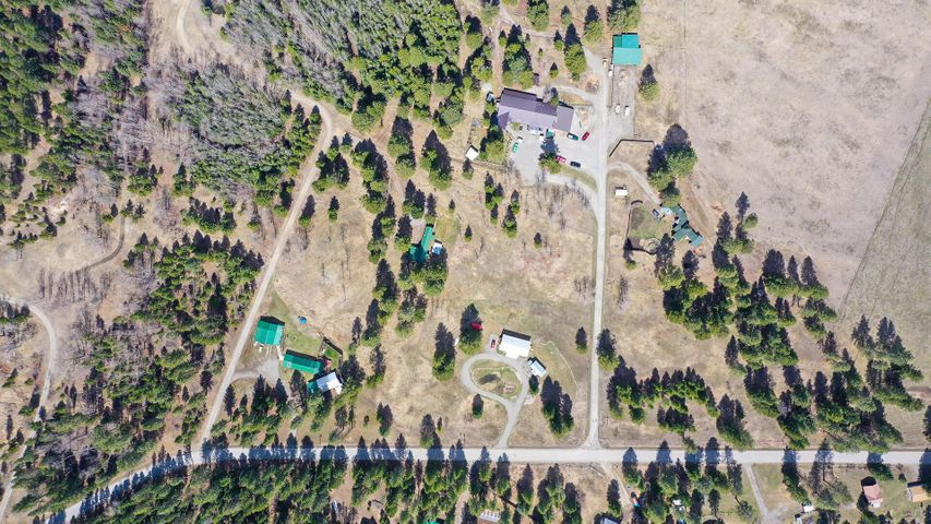 2485 Grave Creek Road, Eureka, MT 59917