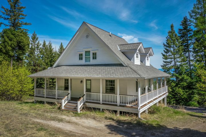 400 Blacktail Heights Road, Lakeside, MT 59922