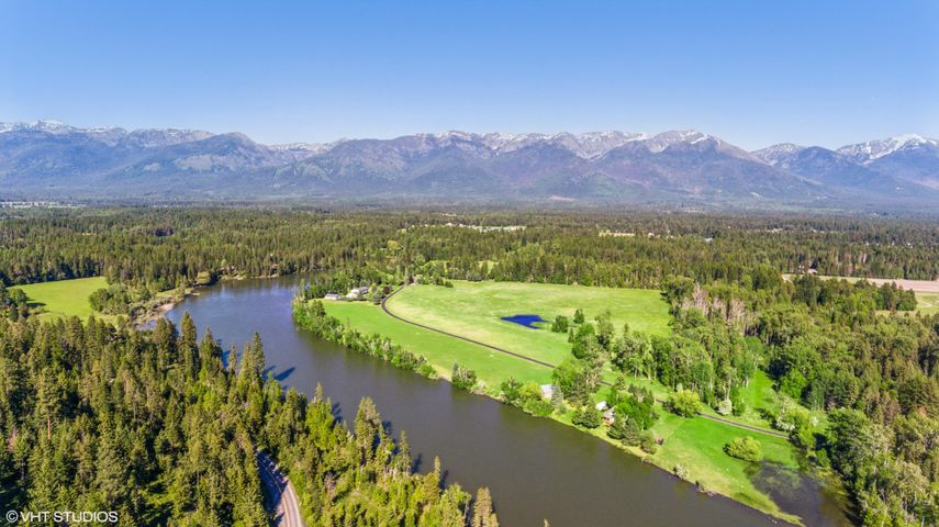 Bigfork Montana Retreat Property, Family property.