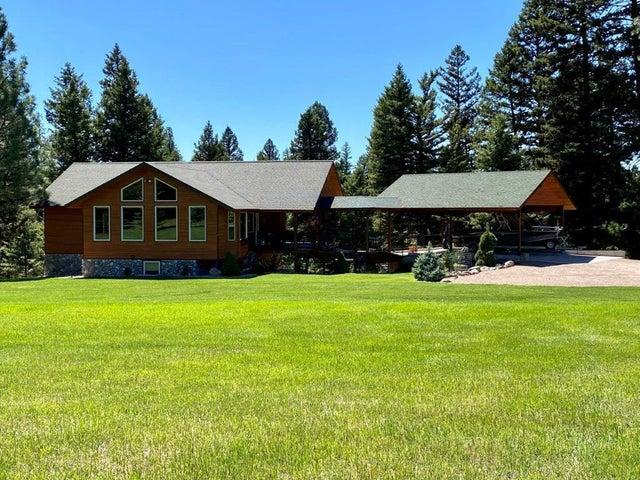 125 Crocket Way, Seeley Lake, MT 59868