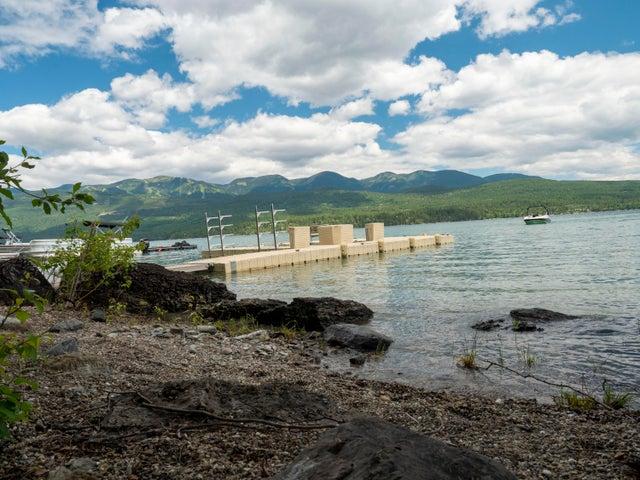181 Labrador Lane, & Lot 6 W Shore Sub, Whitefish, MT 59937