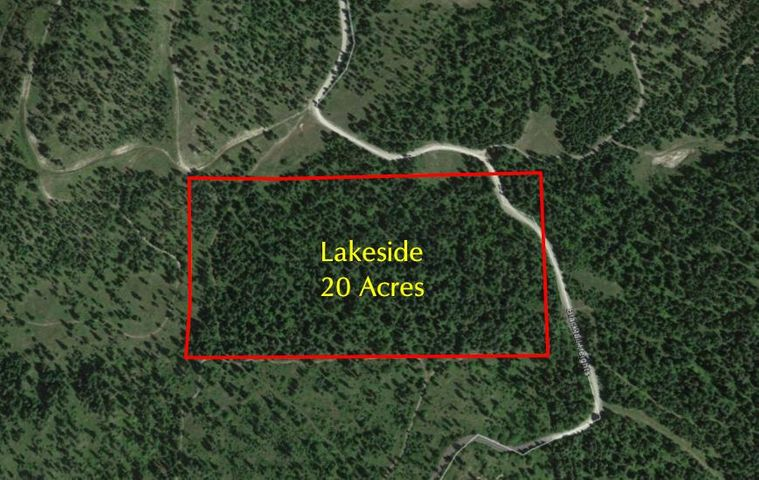 500 Blacktail Heights Road, Lakeside, MT 59922