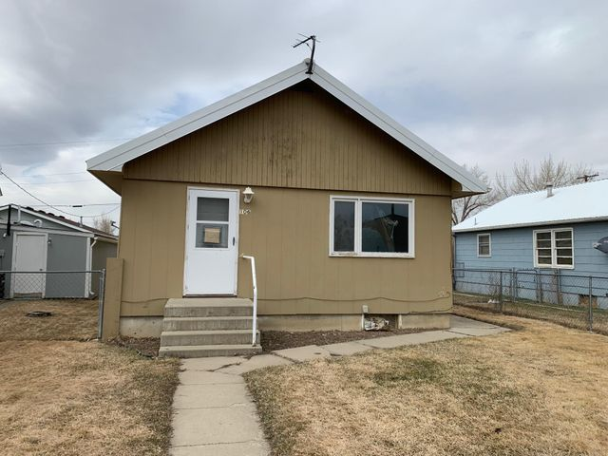 106 North Front Street, Conrad, MT 59425