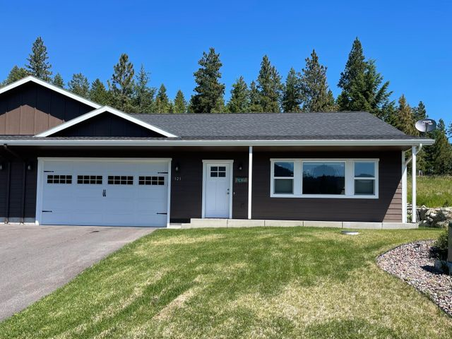 121 Crystal View Court, Lakeside, MT 59922