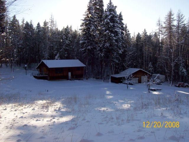826 Spruce Mountain Road, Columbia Falls, MT 59912