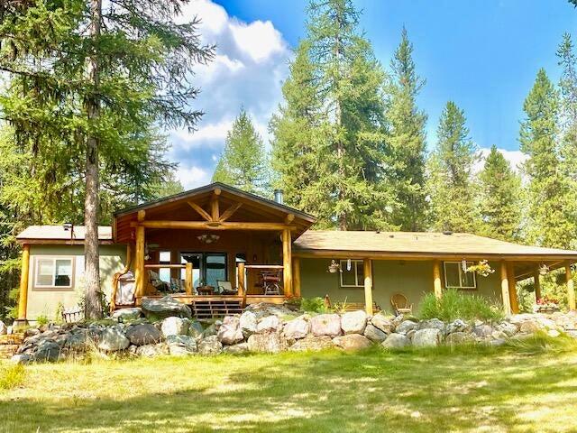 3725 Elk Flats Road, Condon, MT 59826