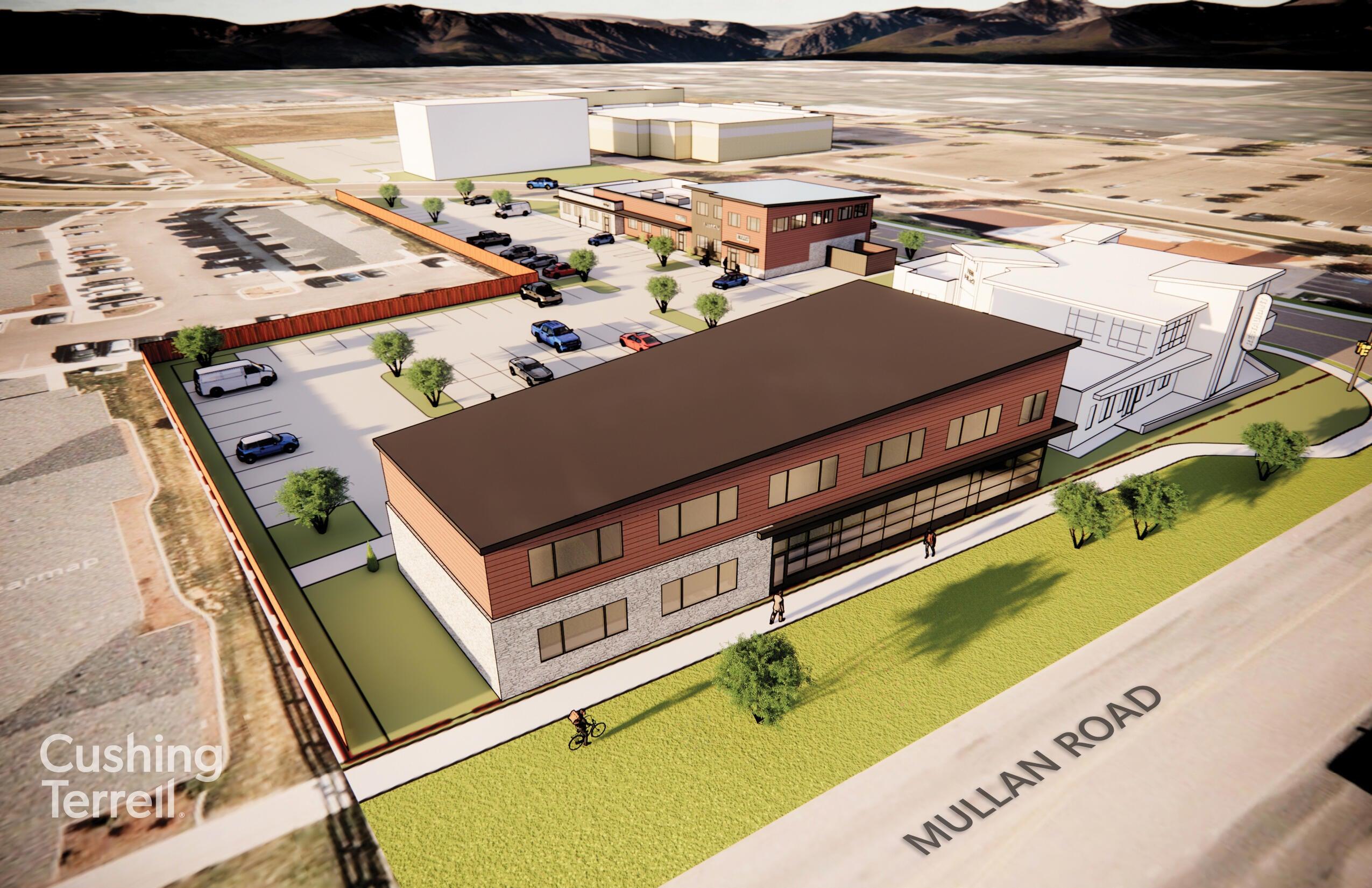 3770 Mullan Road, Building #3 - Suite 3b, Missoula, MT 59808