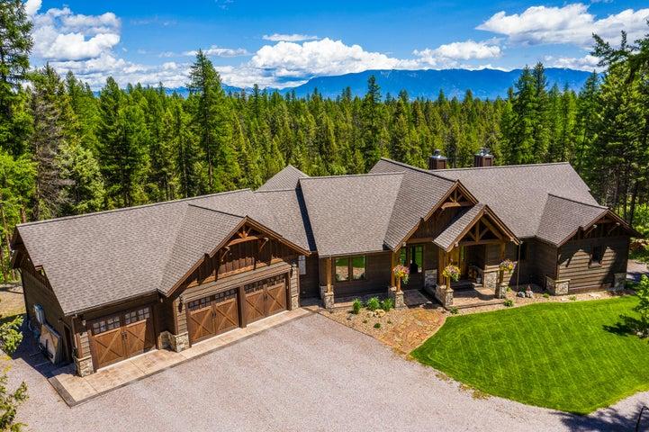 660 Whitefish Hills, Whitefish, Montana