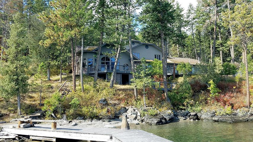 225 Tamarack Terrace, Lakeside, MT 59922