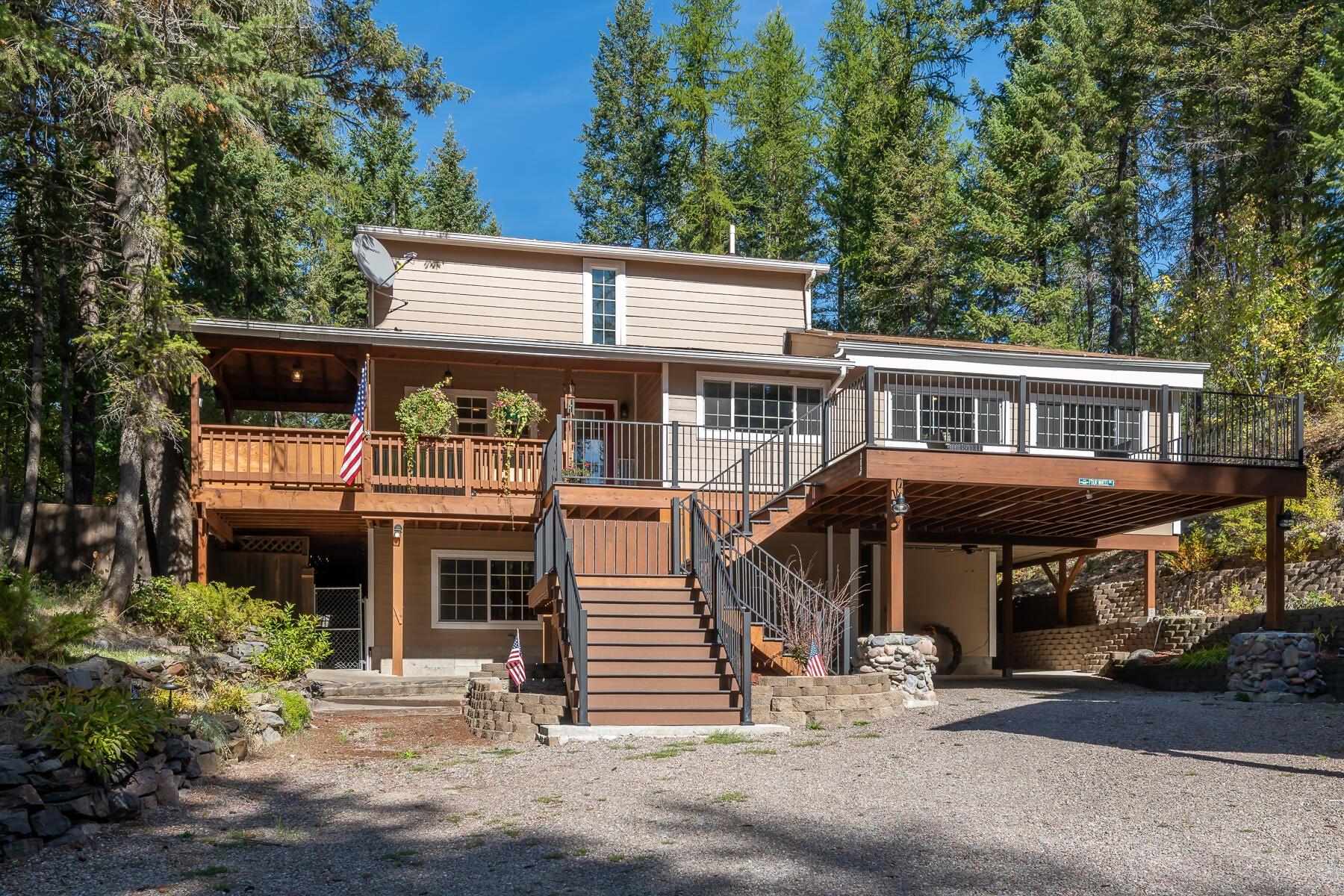 1033 Bear Dance Trail, Kalispell, MT 59901