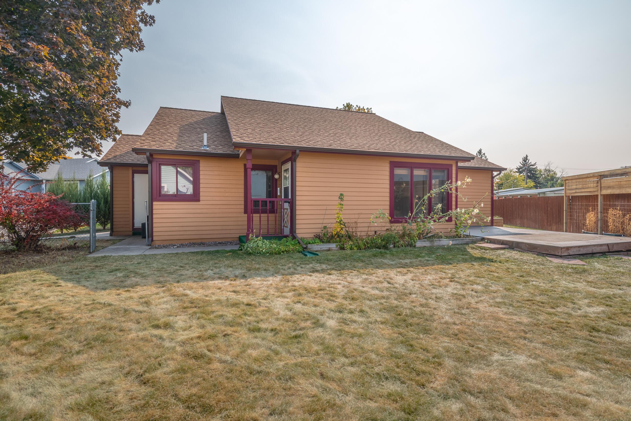 2445 Cottage Court, Missoula, MT 59801