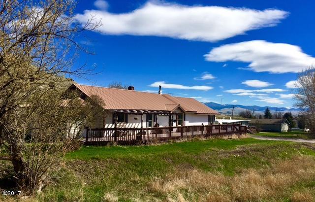 14 Edwards Gulch Road, Drummond, MT 59832
