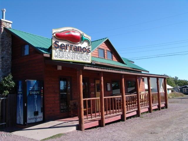 29 Dawson Avenue >>Serranos Restaurant & Cabins, East Glacier Park, MT 59434