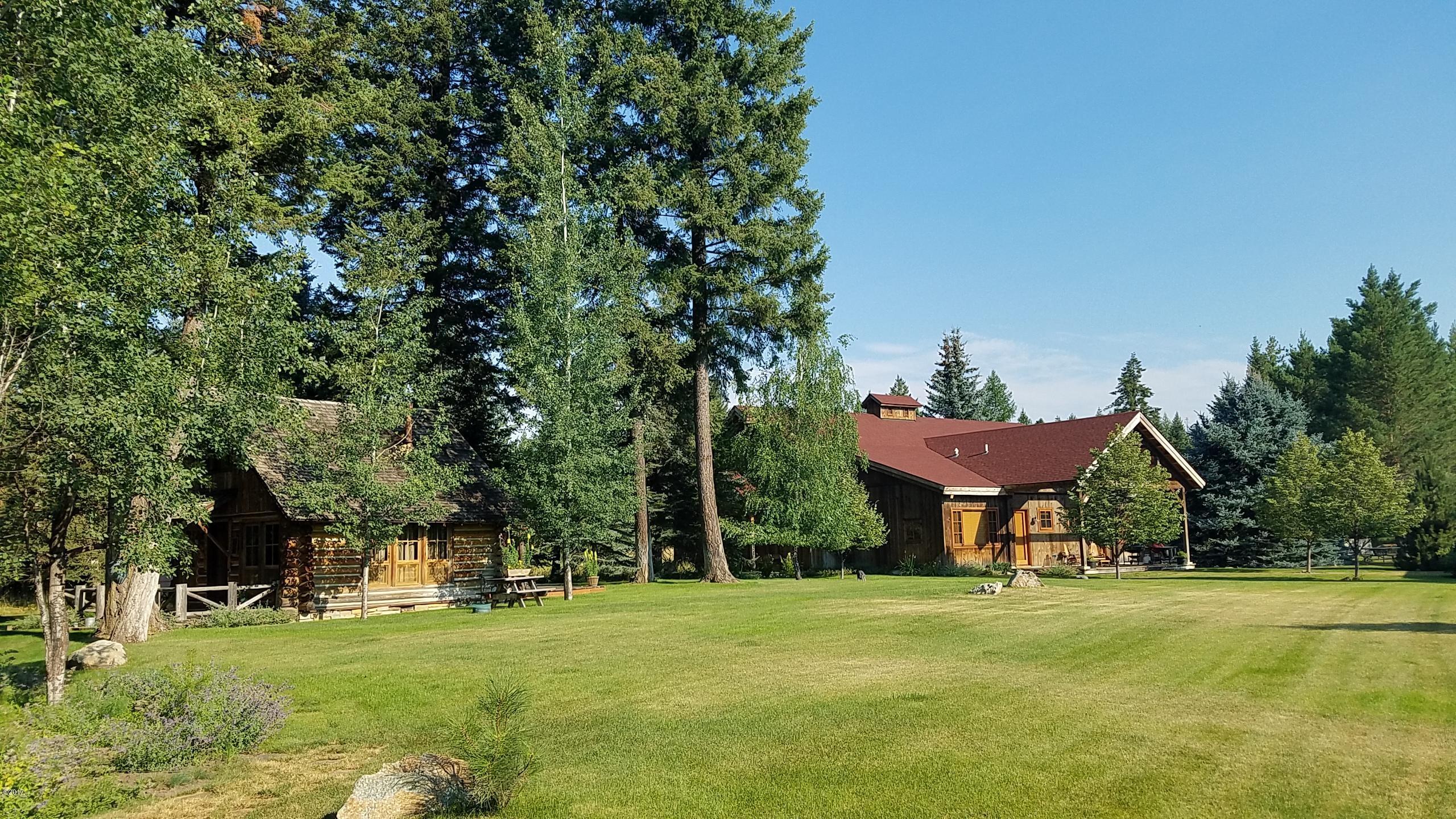 933 Echo Lake Road, Bigfork, MT 59911