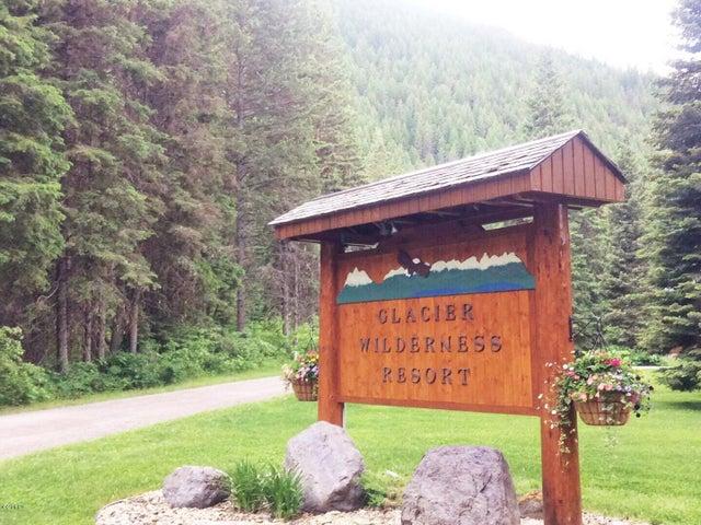 13400 Us Hwy 2 E Cabin 3 Wk 14, West Glacier, MT 59936