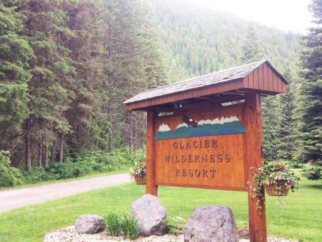 13400 Us Hwy 2 E Cabin 3 Wk 18, West Glacier, MT 59936