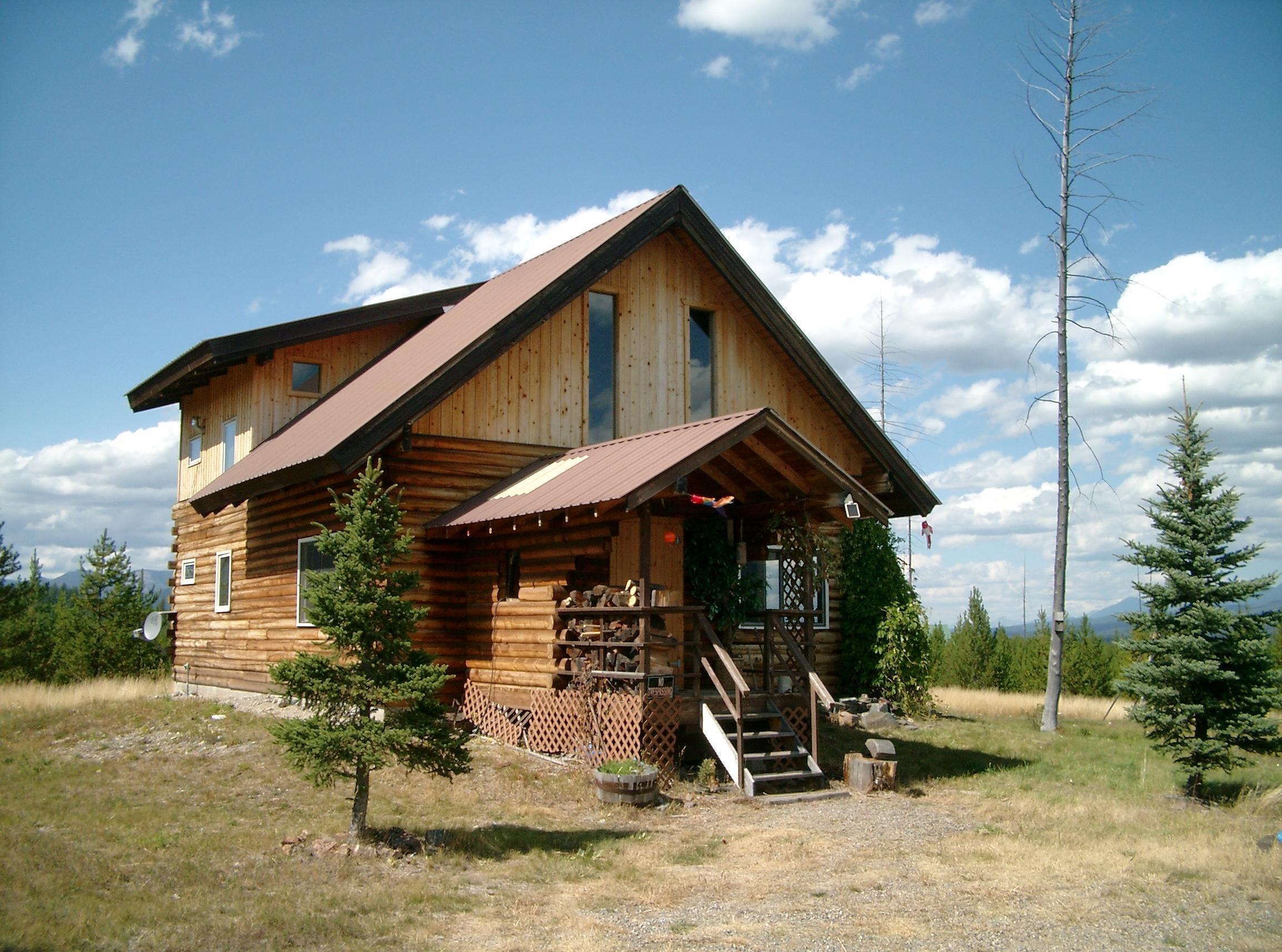 1610 Paradise Ridge Trail, Polebridge, MT 59928