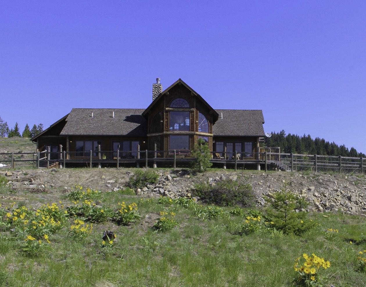 755 Black  Butte Road, Rexford, MT 59930