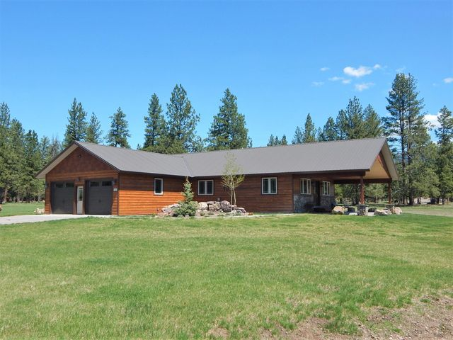 1263 Golf View Drive, Seeley Lake, MT 59868