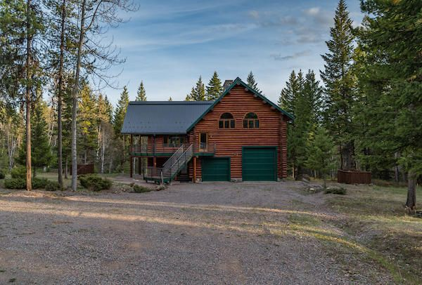 3282 Rumble Creek Road, Condon, MT 59826