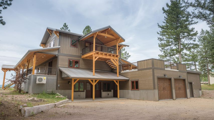 2560&2568 Horseshoe Hills Trail, Seeley Lake, MT 59868