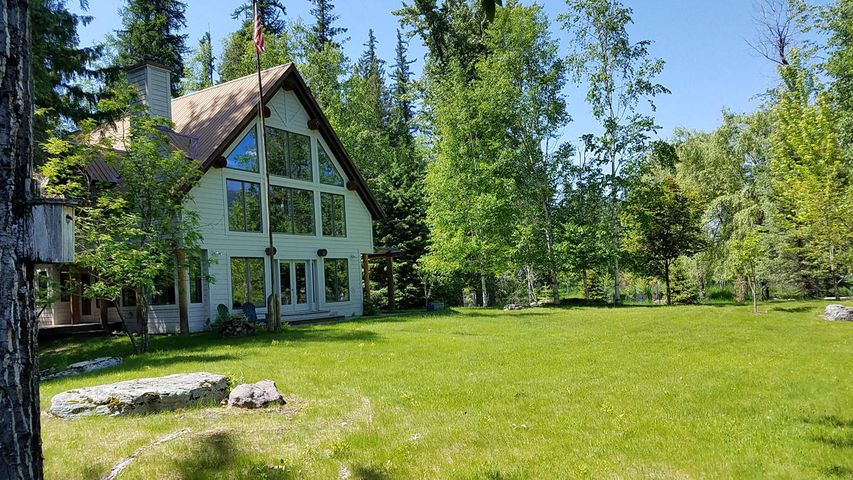 17392 W Swan Shores Road, Bigfork, MT 59911