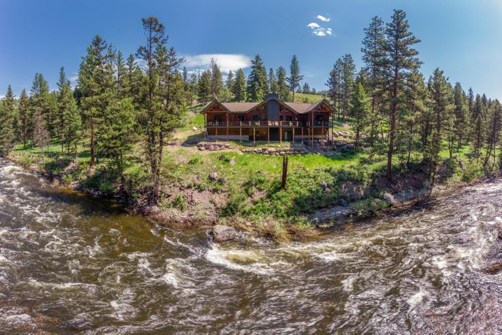 1933 River Watch Trail, Seeley Lake, MT 59868