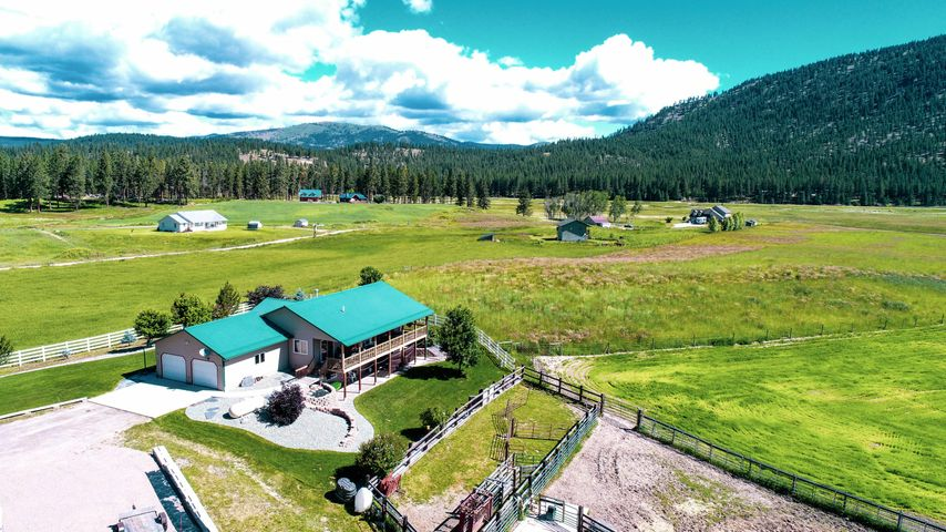 3424 Bear Creek Road, Potomac, MT 59823