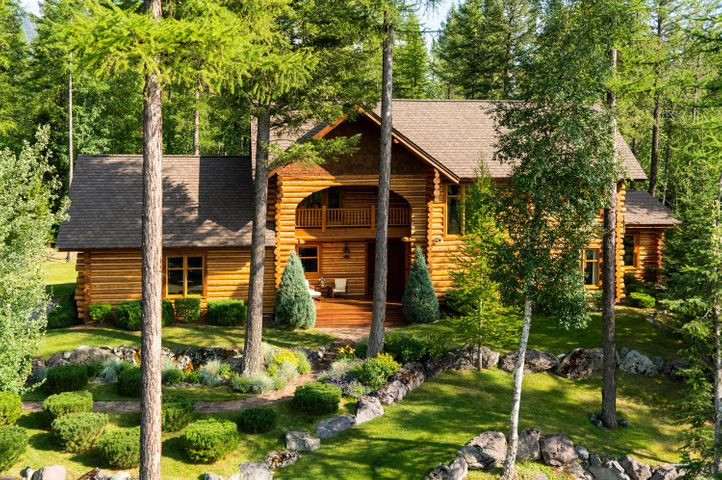 181 Mossy Creek Road, Bigfork, MT 59911