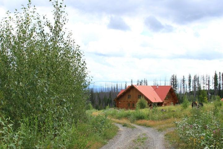 15201 Tepee Lake Camp Road, Polebridge, MT 59928