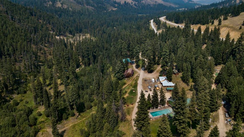 283 Lost Trail Hot Springs Road, Sula, MT 59871