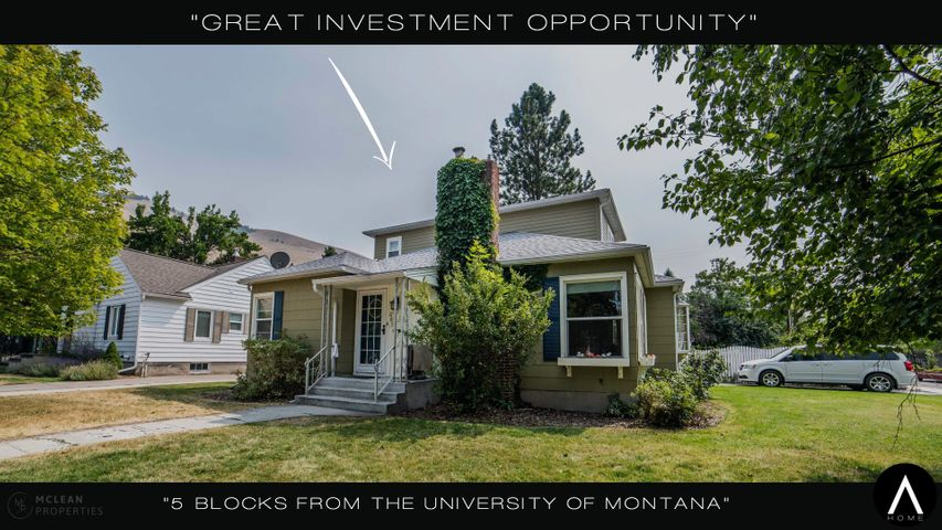 601 North Avenue E, Missoula, MT 59801