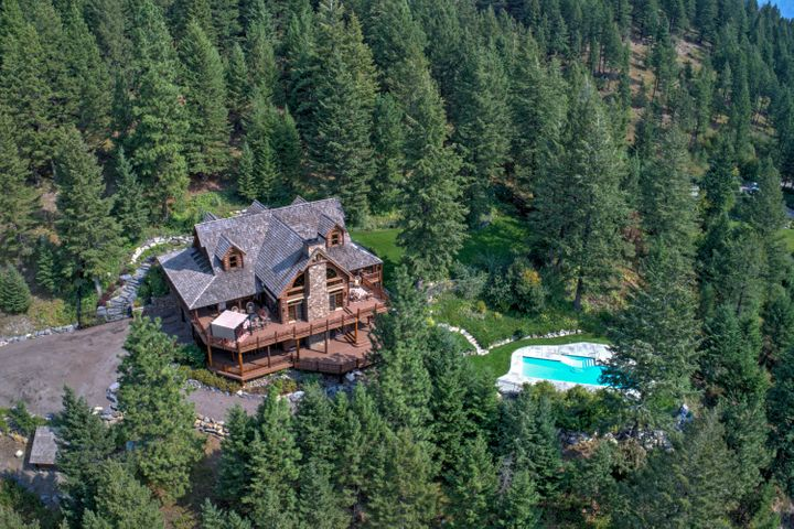 55 Star View Drive, Bigfork, MT 59911