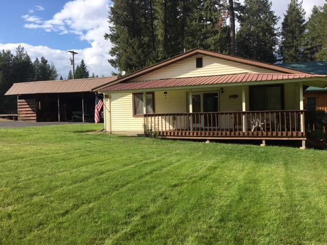 2553 Bull Lake Road, Troy, MT 59935
