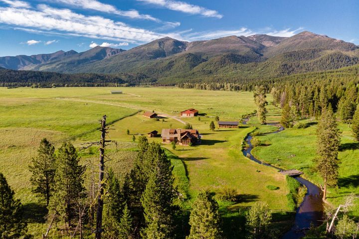 The Sundance Ranch, Ovando, MT 59854