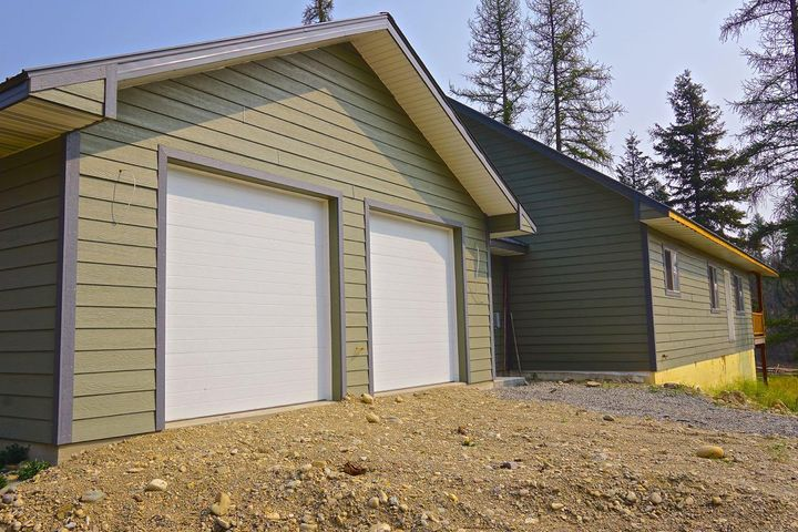 If your desire is privacy, mountain views, and a brand new home with an attached garage here is the opportunity for you! A brand new 3 bed 3 bath Custom home on 40 acres at the end of the rd. The home has brand new custom cabinets and fine finish work throughout, The upstairs has an additional large office room and the main floor has it's very own laundry room as well. So much potential with a full walk out unfinished basement ! Home is ready for buyer to install light fixtures of your choice and Power is at the edge of the property and with an acceptable offer buyers will allow $20,000 towards bringing power to the home. Call Gideon Yutzy at 406-261-1246 or your real estate professional