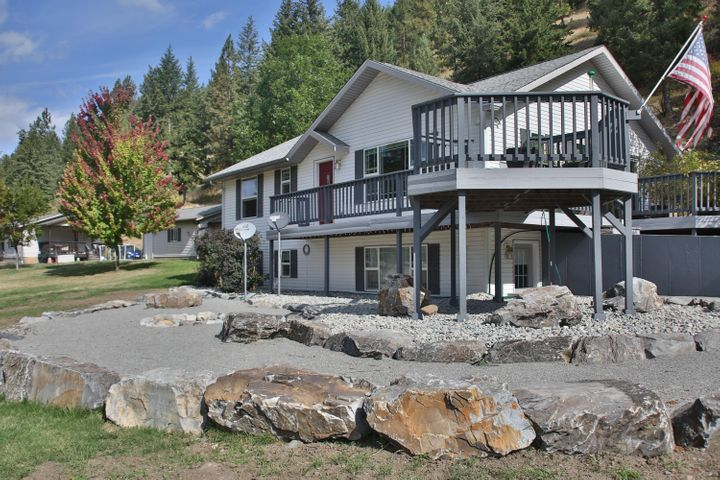 51 And 53 Courtier Road, Thompson Falls, MT 59873
