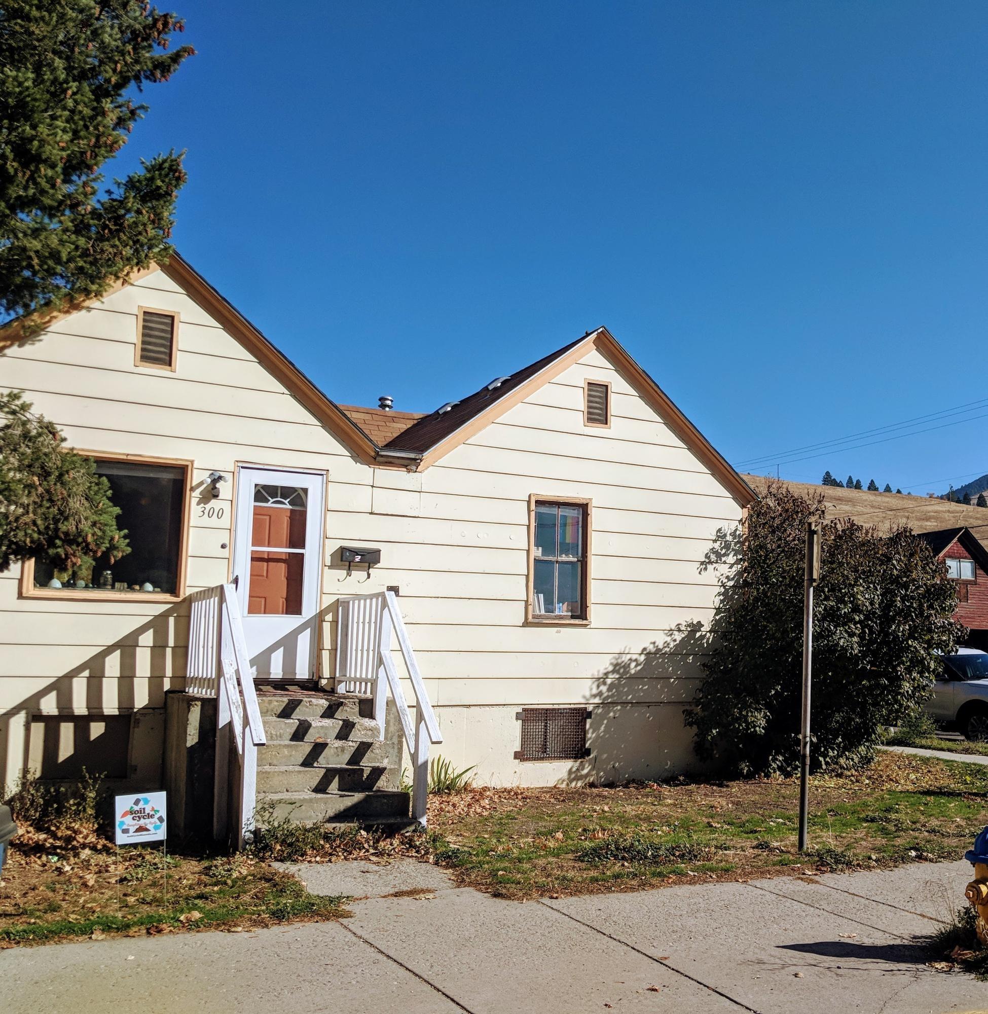 300 N 1st Street W, Missoula, MT 59802