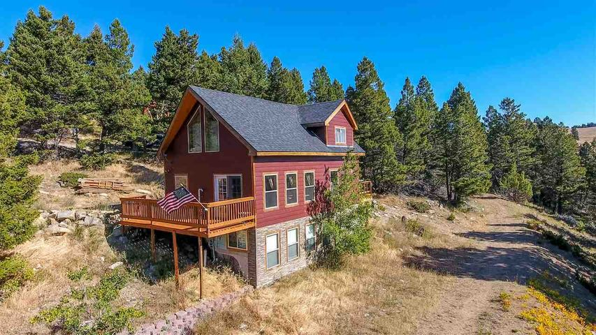 499 Third Street, Marysville, MT 59640