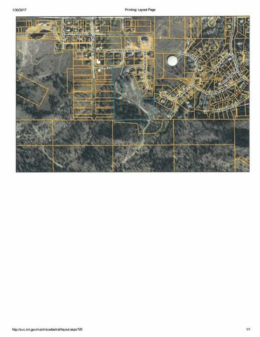 Lot C Crest View Estates, Helena, MT 59601