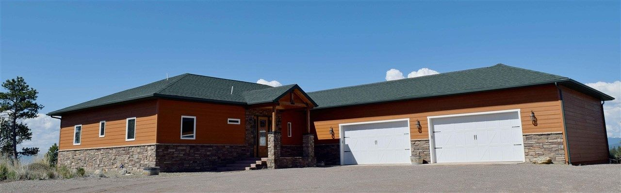 Everything you love about Montana! Expansive views, Trees, Privacy and Acreage all here, waiting for you to call it HOME!! 40 acres of gently rolling hills and easy access to public lands to the North. Gorgeous home boasts granite counter tops, home theater space, large garage, hardwood floors and walk-out basement. Entertain on the large deck and enjoy views of Lake Helena and the dancing lights of the city at night! Give your favorite Realtor a call to see this Montana dream home!