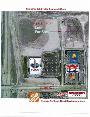 Lot 3 Queen Anns St Street, Helena, MT 59602
