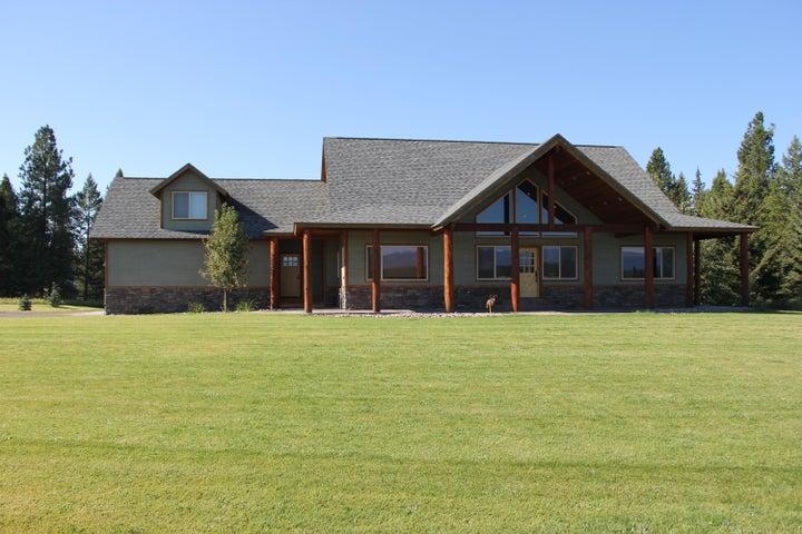410 Spring Prairie Road, Whitefish, MT 59937
