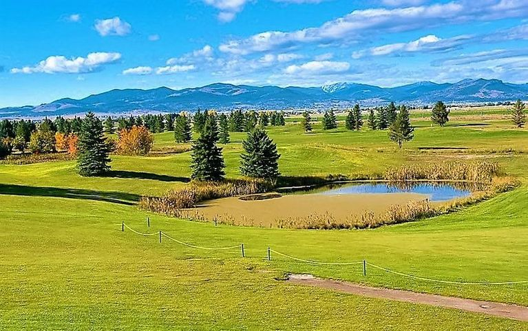 4020 Lake Helena Drive Fox Ridge Golf Course And Red, East Helena, MT 59602
