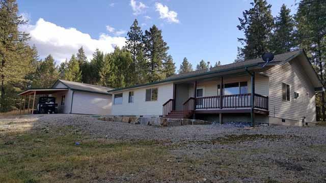 595 Lake View Lane, Rexford, MT 59930
