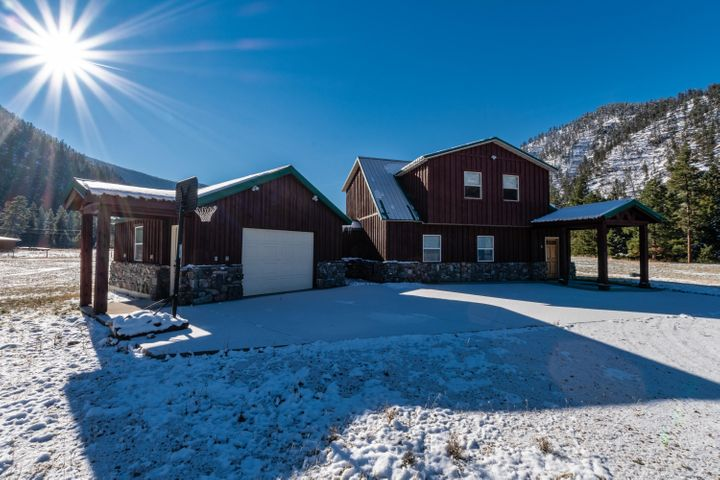 931 Rock Creek Road, Clinton, MT 59825