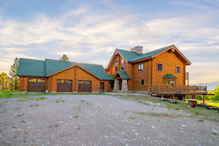 50 Willow Creek Drive, Lincoln, MT 59639